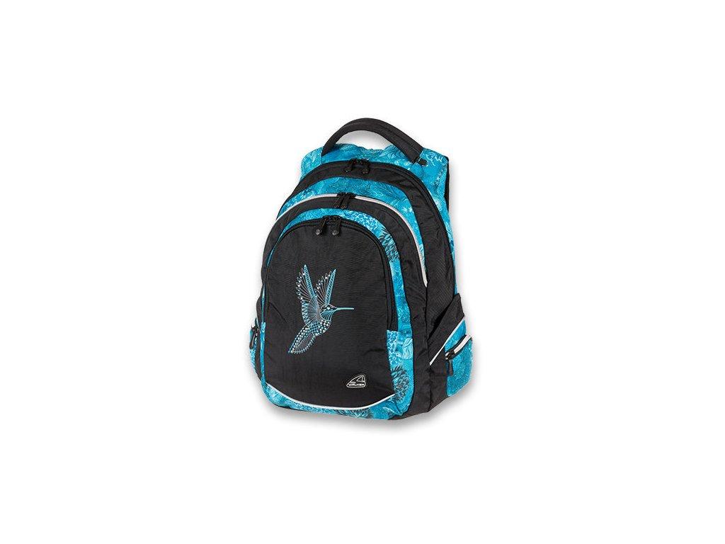 Školní batoh pro holky Walker Fame Bird of Paradise - www.stencl.cz d3732c0370