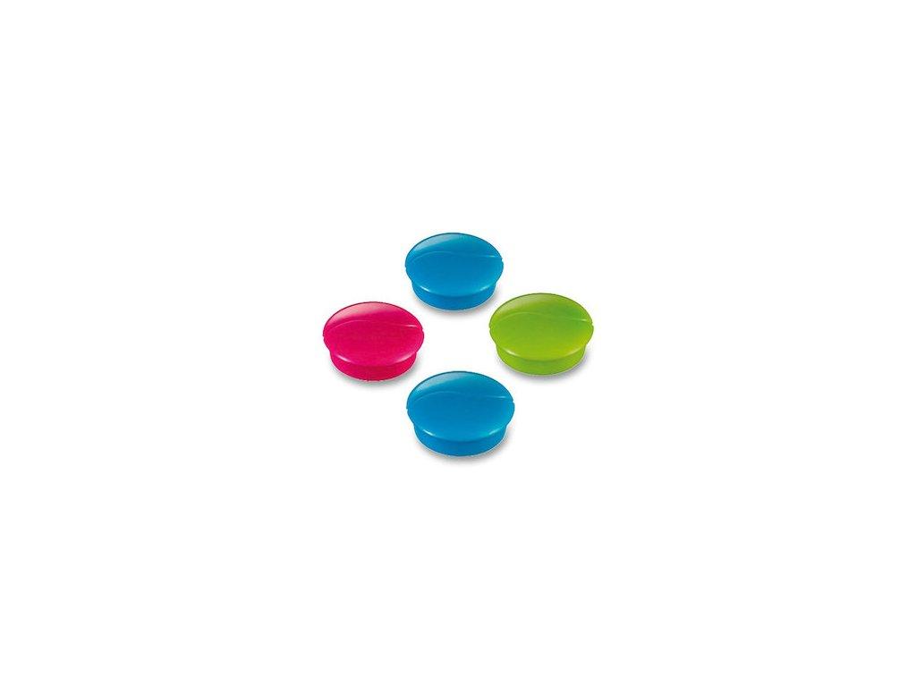 kulate magnety maped prumer 22 mm mix barev 4 ks 83498 0