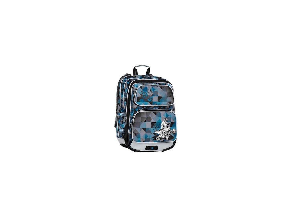 skolni batoh pro prvnacky bagmaster klucici galaxy 7 f blue black grey  87597 0 a2b8a9afb8