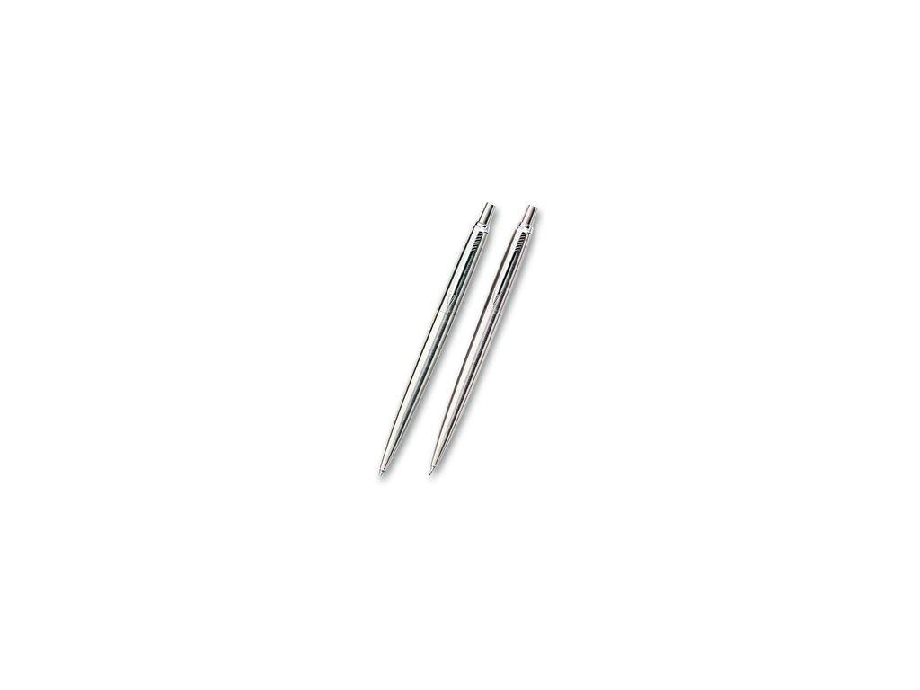 parker jotter stainless steel ct souprava kt mt 0 5 mm v darkove krabicce 82537 0