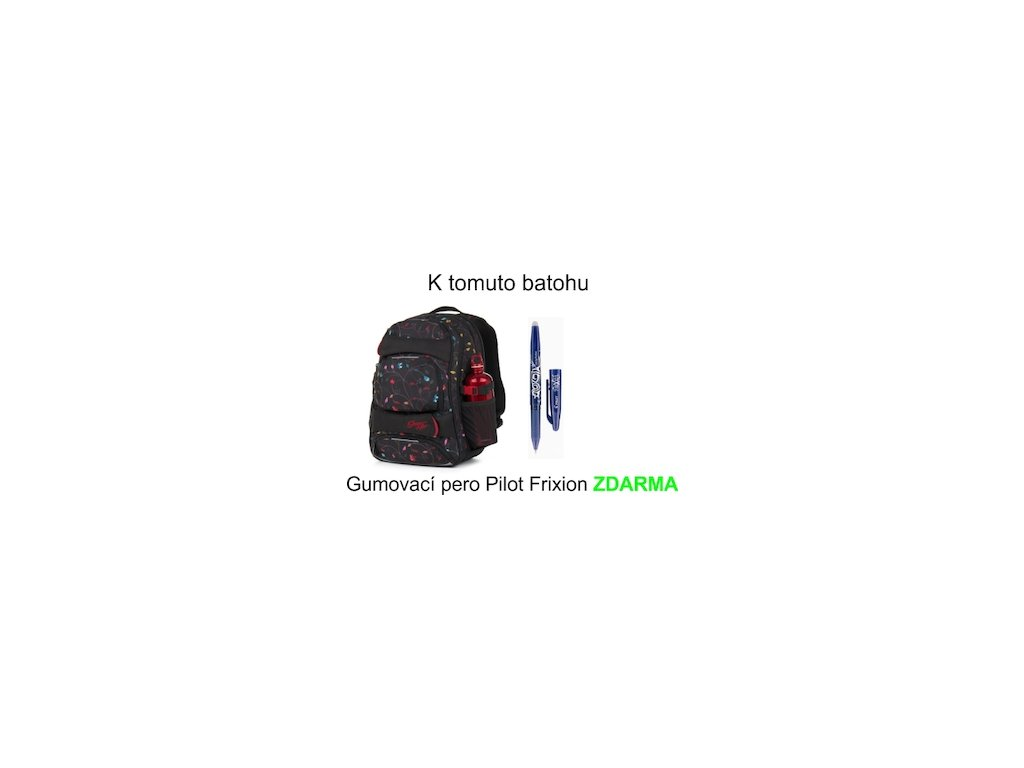Školní batoh pro holky Topgal Hit 885 A - www.stencl.cz ae060e25c1