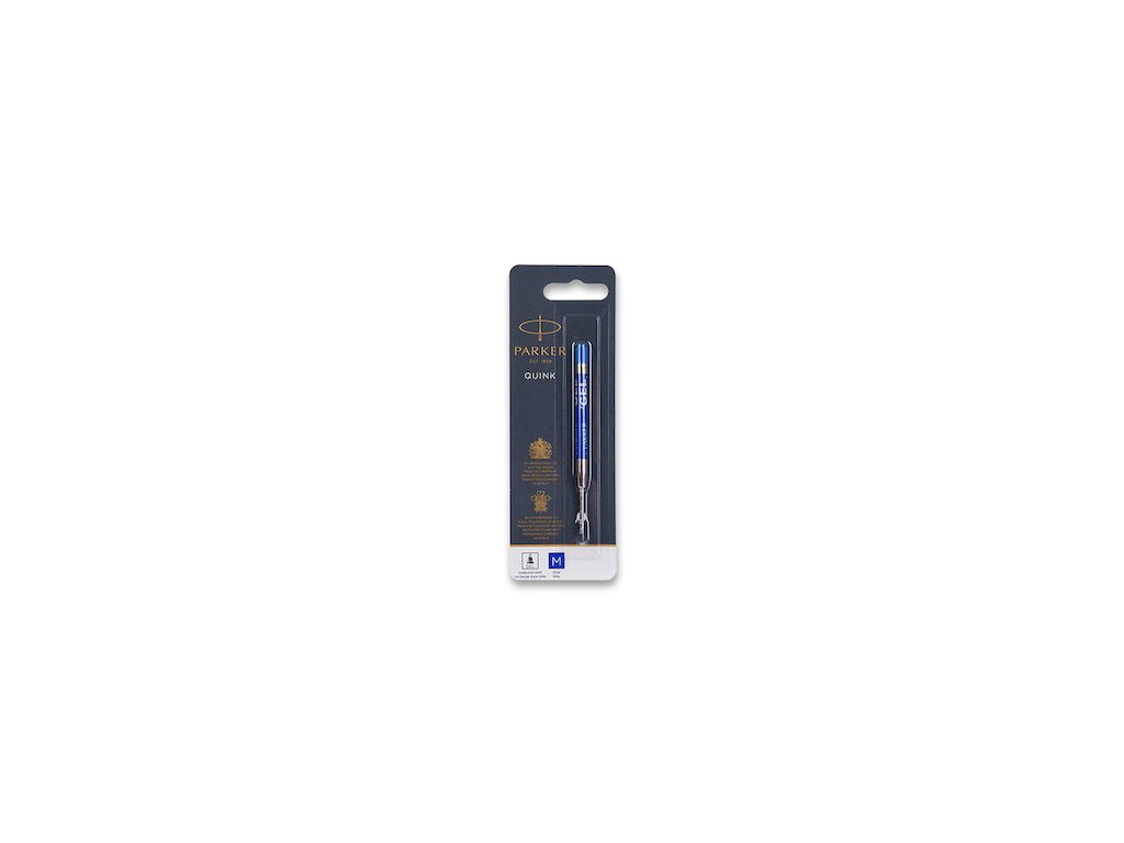 gelova napln parker royal do kulickove tuzky modra m 82549 0
