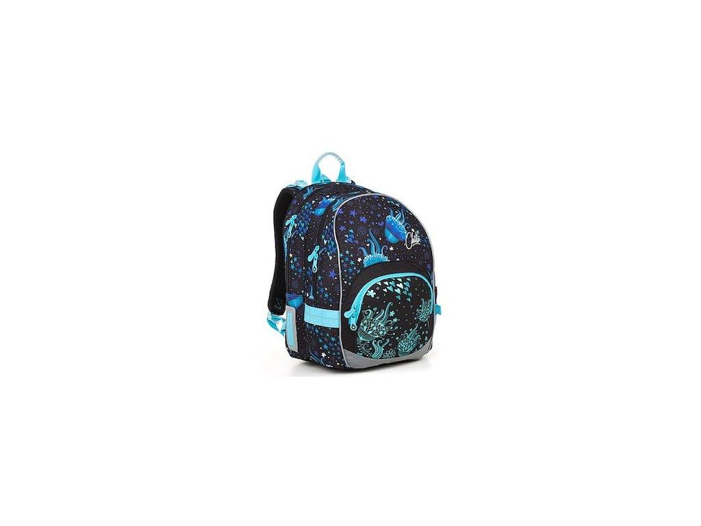 ddf25777f03 Školní batoh od 3. třídy Topgal KIMI 18013 G - www.stencl.cz