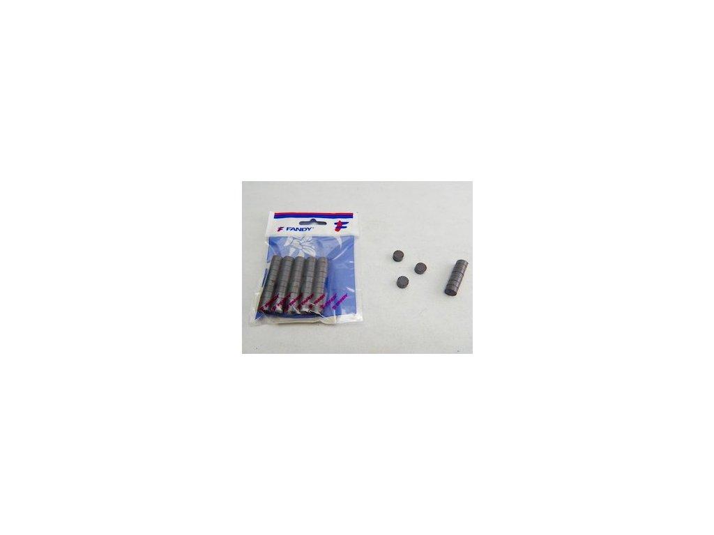 magnet cerny kulaty prumer 10 mm 87852 0