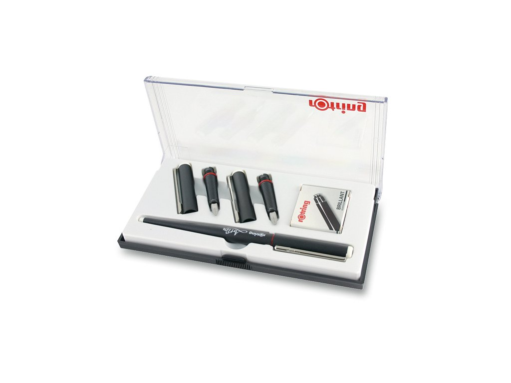 Rotring - Art Pen Calligraphy Set (1,5 mm / 1,9 mm / 2,3 mm)