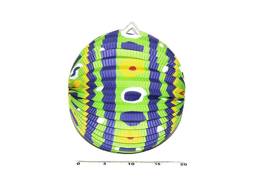 Dětský lampión koule Wiky - 25 cm