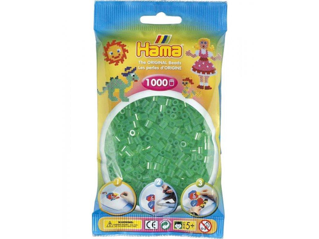 4640000101 h207 16 pruhledne zelene koral