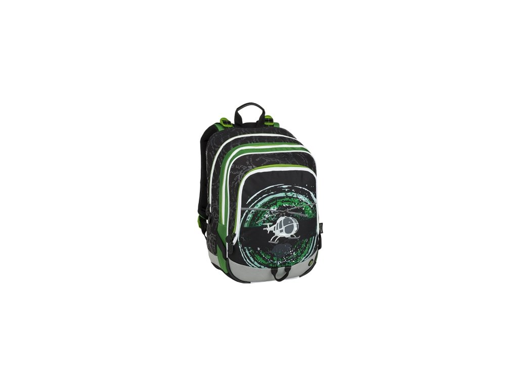 3e58e4aba6 Školní batoh pro kluky Bagmaster Alfa 9 D + Doprava Zdarma a pero ...