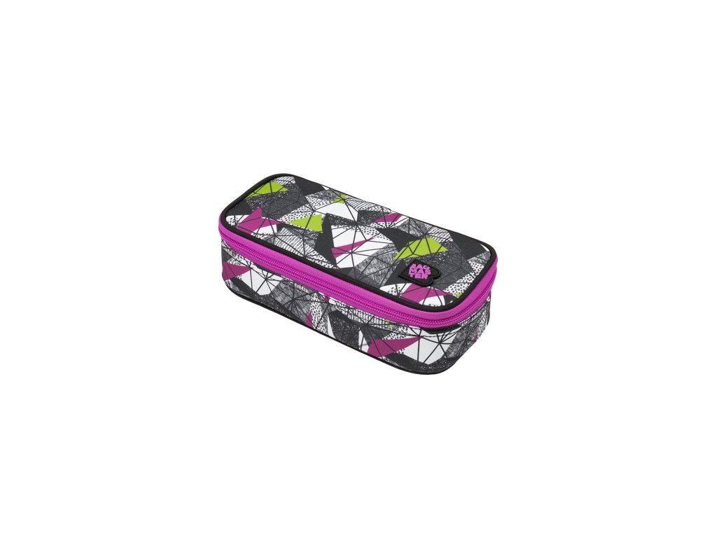 CASE BAG 9B PURPLE GREEN BLACK 1 kopie