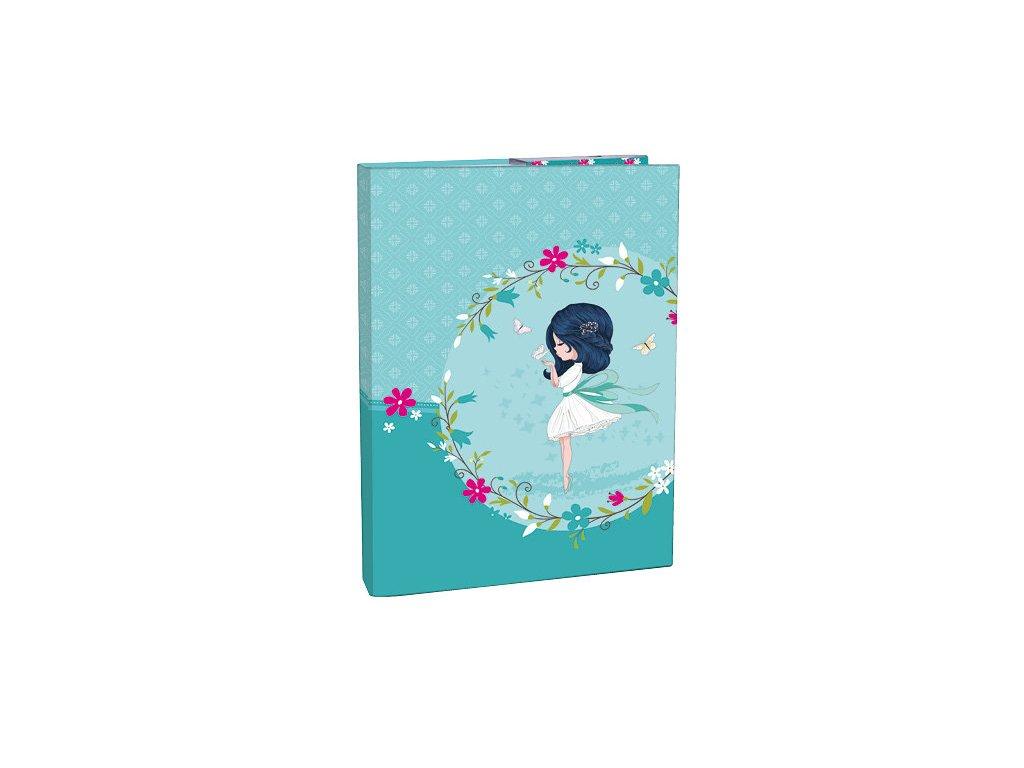 Školní box na sešity A4 Cute Anna