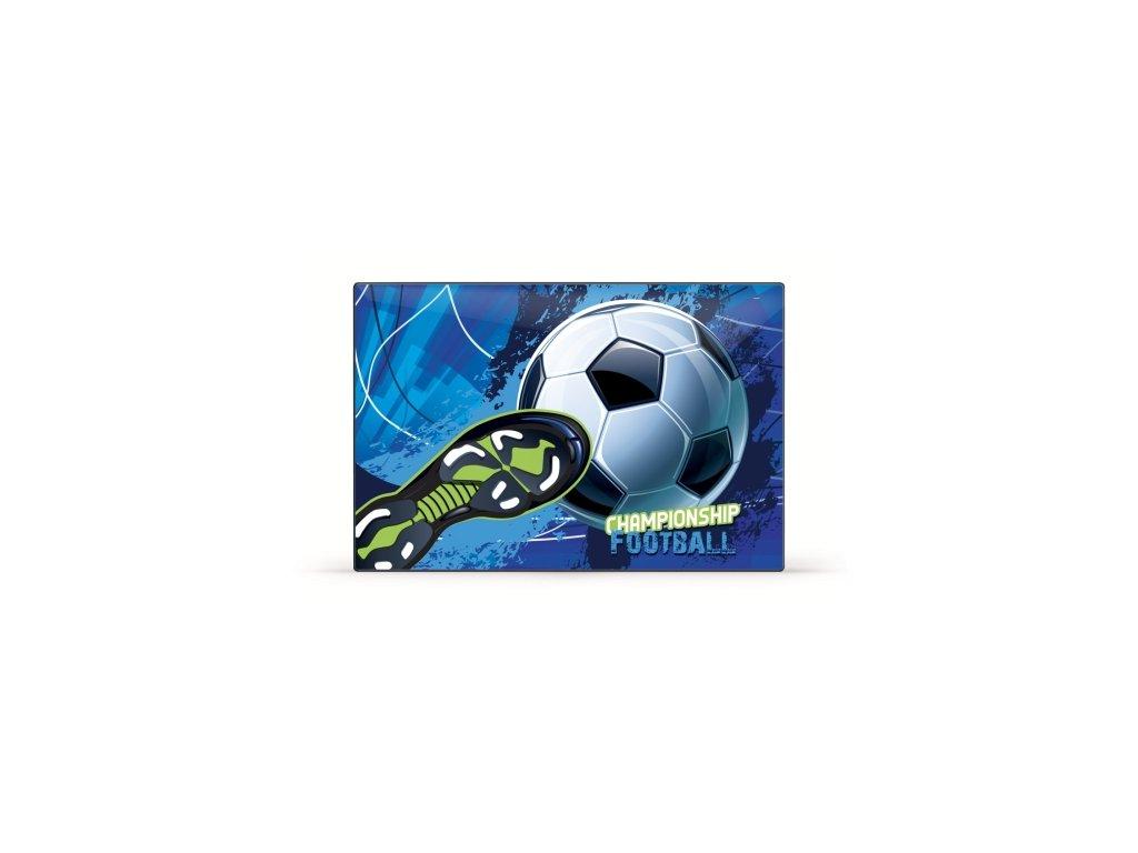 Podložka na stůl Karton P+P  60 x 40cm - Fotbal