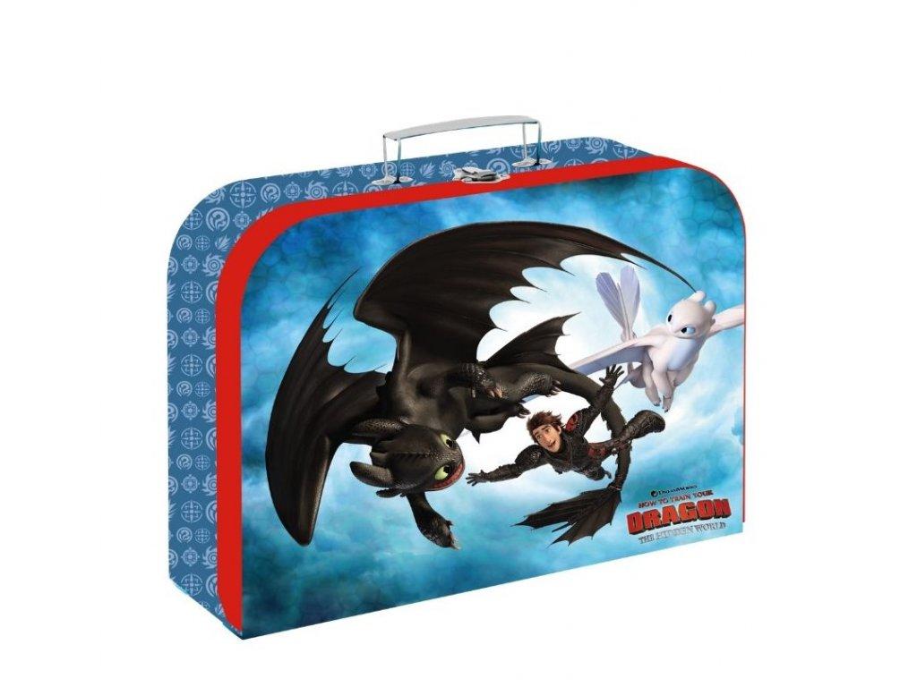 Dětský kufřík Karton P+P - Jak vycvičit draka