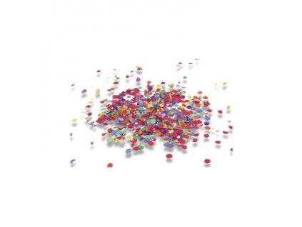 Konfety papírové mix barev 50 g