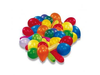 Nafukovací balónky,  mix barev 20 ks