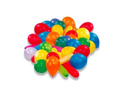 Nafukovací balónky, 50 ks