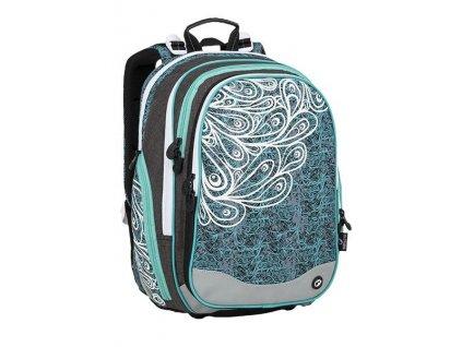 Školní batoh Bagmaster ELEMENT 9 A