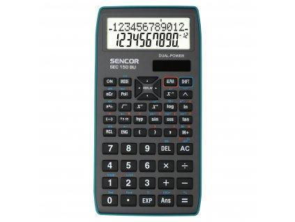 Školní kalkulačka Sencor SEC 150 - mix barev