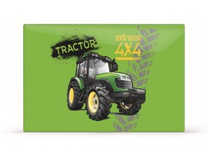 Podložka na stůl Karton P+P  60 x 40 cm - Traktor
