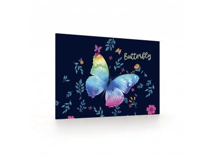 Podložka na stůl Karton P+P 60 x 40cm - Motýl