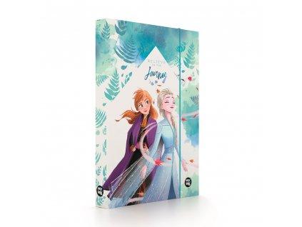 Školní box na sešity A4 Karton P+P - Frozen