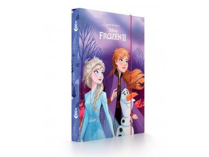 Školní box na sešity A5 Karton P+P - Frozen