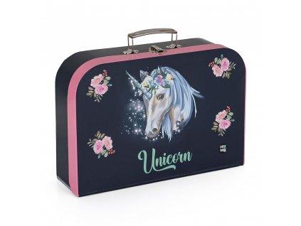 Dětský kufřík Karton P+P Lamino Unicorn 1