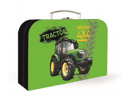 Dětský kufřík  Karton P+P - traktor