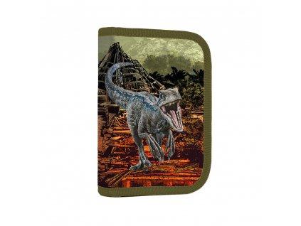 Školní penál jednopatrový P+P Karton - Jurassic World 2