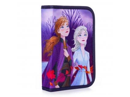 Školní penál jednopatrový P+P Karton - Frozen
