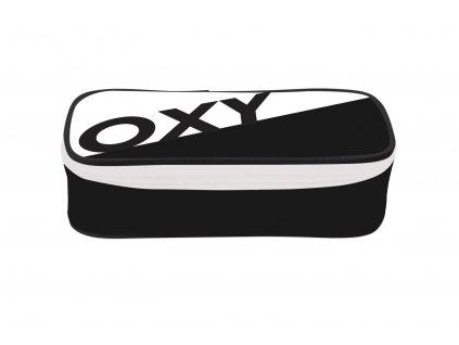 Pouzdro na tužky (etue) OXY NEON LINE Black& White, Karton P+P