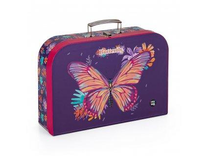 Dětský kufřík  Karton P+P - motýl