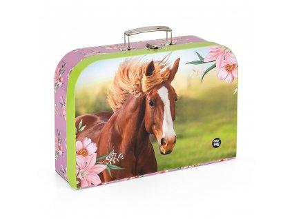 Dětský kufřík  Karton P+P - kůň