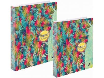 Karis blok A4 Karton P+P Tropical