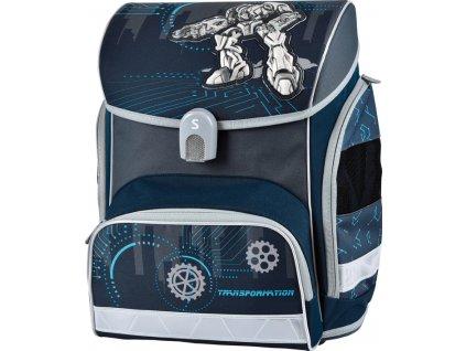 Aktovka pro prvňáčky Stil - Transformers