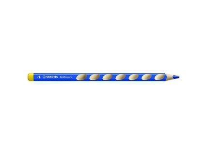 Pastelky Stabilo Easycolors pro leváky - tmavě modrá