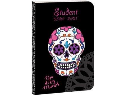 Školní diář Stil STUDENT - Muertos