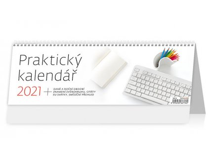 Praktický kalendář 2021