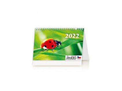 Týdenní kalendář 2022