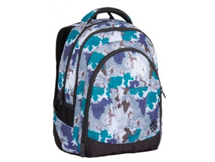 Studentský batoh Bagmaster - DIGITAL 7 H