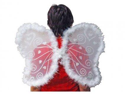 Motýlí křídla - 43cm