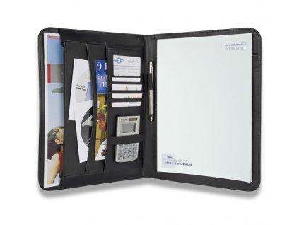 Kancelářské desky na dokumenty  Portfolio Elegance, A4