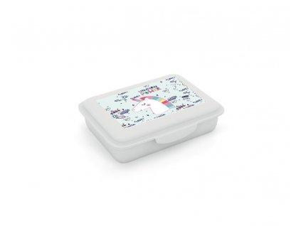Box na svačinu Karton P+P Unicorn iconic