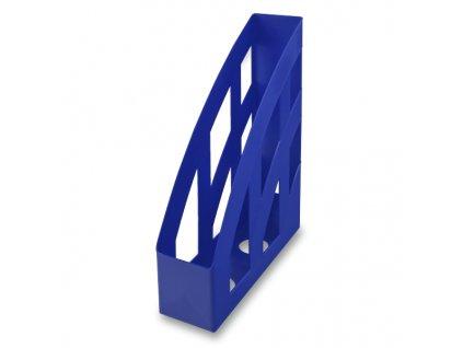 Stojan na katalogy Economy, modrý