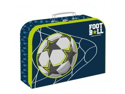 Dětský kufřík  Karton P+P - fotbal 2