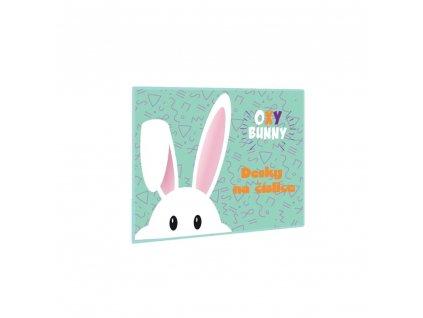 Desky na číslice, Karton P+P - Oxy Bunny