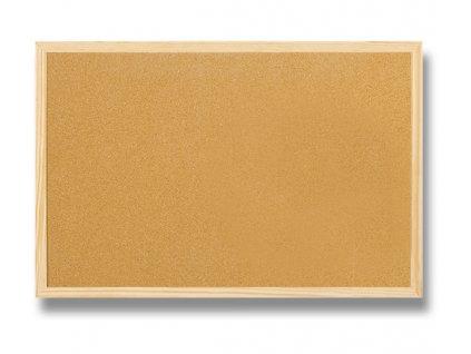 Korková tabule, 40 x 60 cm