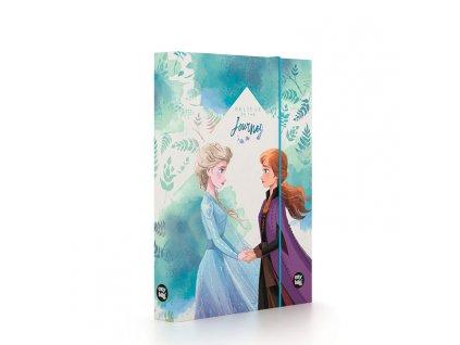 Školní box na sešity A5 Karton P+P - Frozen 3-78521