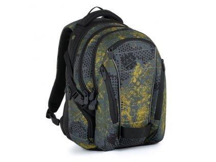 Studentský batoh Bagmaster - Bag 21 C  + Pilot Gumovací liner