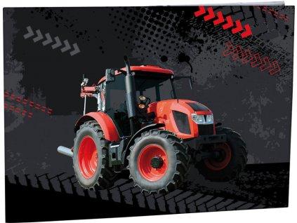 Desky na číslice Stil - Traktor