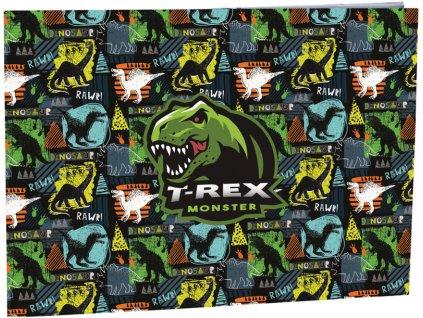 Desky na číslice Stil - T-rex